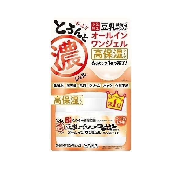 ●魅力十足● SANA 豆乳美肌多效保濕凝膠霜/濃潤100ml