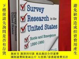 二手書博民逛書店Survey罕見Research in the United S