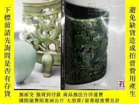 二手書博民逛書店fine罕見chinese ceramics and works