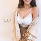 現貨◆PUFII-小可愛 細肩帶睫毛蕾絲小可愛-0224 春【CP18018】