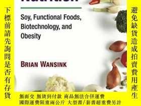 二手書博民逛書店Marketing罕見Nutrition: Soy, Funct