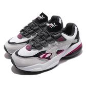 【五折特賣】Puma 休閒鞋 Cell Venom 白 紫 男鞋 復古慢跑鞋 氣墊設計 運動鞋【PUMP306】 36935408