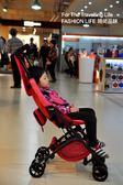 【時尚品味】嬰兒車出租 5天日本口袋型推車 POCKIT 新生兒 時尚推車出租!