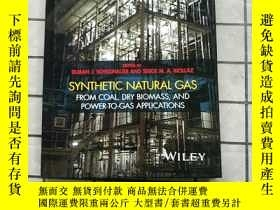 二手書博民逛書店Synthetic罕見Natural Gas: From Coal, Dry Biomass, Y268220