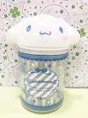 【震撼精品百貨】大耳狗_Cinnamoroll~Sanrio 大耳狗喜拿造型棉花棒置物盒#06967