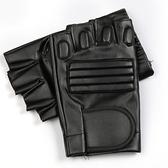 學生半指手套男女摩托車騎行防滑裝備戶外訓練特種兵戰術手套  伊蘿