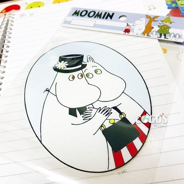 正版授權 moomin 嚕嚕米 姆咪一族 姆明 壁貼 玻璃貼 防水貼紙 安全帽 機車貼紙 C款 COCOS TS030