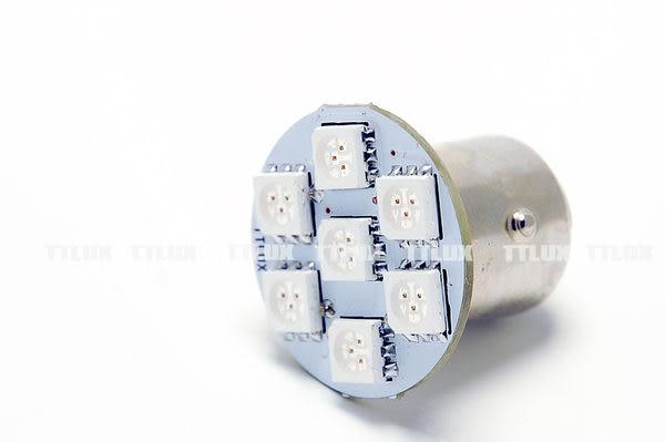 第二代 堆高機LED燈泡 煞車燈 倒車燈推高機 (48V 燈泡 單心BA15S 雙心 電動自行車 電動機車)