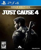 預購2018/12/4(中文豪華版) PS4 正當防衛 4 Just Cause 4 中英文合版
