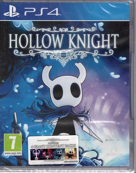 現貨中 PS4遊戲 窟窿騎士 Hollow Knight 簡中英日文版【玩樂小熊】