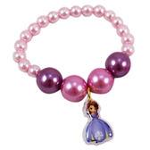 【卡漫城】  蘇菲亞 兒童 手鍊  ㊣版 韓版 迪士尼 小公主 Sofia 女孩 飾品 手環 扮家家酒 首飾 打扮