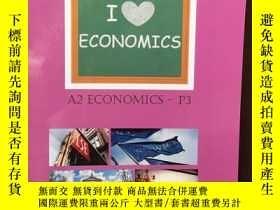 二手書博民逛書店A2罕見ECONOMICS Paper(3)Multiple Choice(Supplement)Y12800