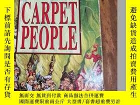 二手書博民逛書店The罕見Carpet PeopleY12800 Terry P