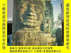 二手書博民逛書店A罕見Golden Souvenir of AngkorY153