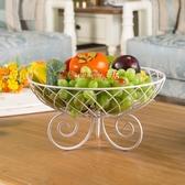 客廳水果盤創意果盆水果籃時尚歐式糖果盤干果盆奢華HPXW