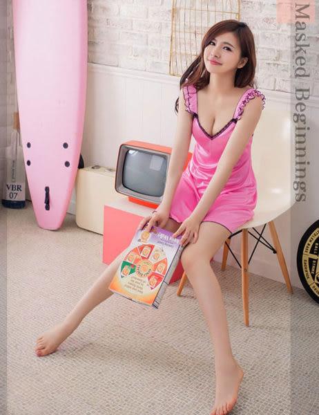 【愛愛雲端】性感內衣 性感睡衣 情趣 爆乳 透視 三點式 角色扮演 吊襪帶 馬甲 蕾絲 大腿襪