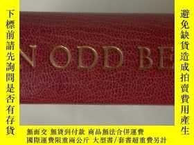 二手書博民逛書店1982年罕見麻省著名小衆出版社海龜出版社 《AN ODD BE