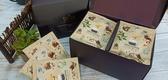 掛耳式咖啡禮盒含提袋--極品曼巴+精品瓜地馬拉 黃金比例 濃郁 香醇 20入裝/盒(10盒另有優惠價)
