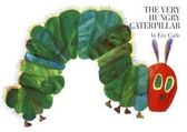 THE VERY HUNGRY CATERPILLAR (好餓的毛毛蟲) 硬頁書 (OS小舖)