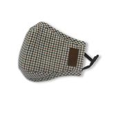 【AOK】飛速防空汙口罩-L布面-格子,原價$149↘$139