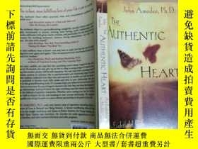 二手書博民逛書店The罕見Authentic Heart: An Eightfo