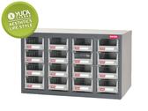 樹德櫃【YUDA 】A7V 416 16 抽零件櫃分類櫃耐重櫃新竹以北免