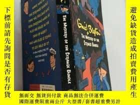 二手書博民逛書店The罕見Mystery Of The Strange Bundle 奇怪包裹的奧秘Y200392