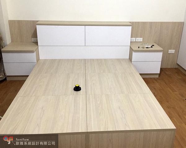 【歐雅系統家具】系統家具 系統收納櫃 系統收納床組 原價77391 特價54174