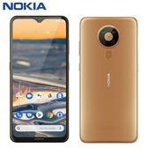 Nokia 5.3 6.55吋四主鏡頭智慧型手機(6G/64G)-金【愛買】