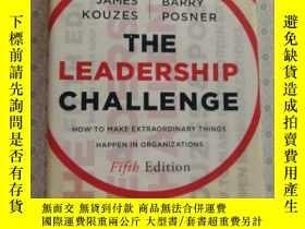 二手書博民逛書店The罕見Leadership Challenge 15th EditionY67893 James M.Ko