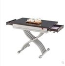 省空間可升降茶幾變餐桌兩用小戶型現代簡約可折疊方形多功能茶幾90*45 DF 瑪麗蘇精品鞋包