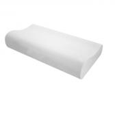 HOLA 高密度防蟎抗菌記憶枕 曲線型 H12CM