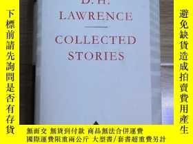 二手書博民逛書店Lawrence罕見Collected Stories 勞倫斯短篇小說集 everymans library 人人