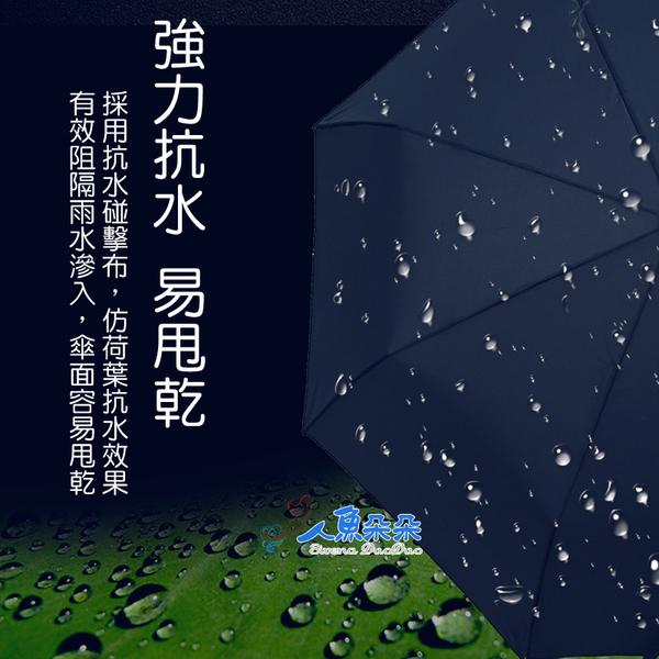 自動摺疊傘 格子雨傘  防風 黑膠 晴雨傘 三折傘 一鍵自動開收傘  防曬傘☆米荻創意精品館