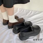 小皮鞋女英倫日系復古jk制服鞋學院風韓版百搭樂福鞋【毒家貨源】