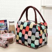 年終9折大促 飯盒袋便當包手提午餐包帆布包環保袋日式防水便當袋飯盒包媽咪包夢想巴士