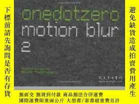 二手書博民逛書店Motion罕見Blur 2 (in Perspex Slipcase With Free Dvd)Y2562
