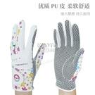 韓國高爾夫手套女女款golf球男小羊皮手套一雙 【快速出貨】