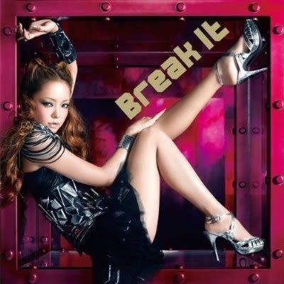 安室奈美惠 Break It - Get Myself Back 單曲CD附DVD (購潮8)