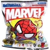 〔小禮堂〕漫威英雄Marvel 造型入浴球《5款隨機.黃紅.Q版》入浴劑.泡澡球 4535304-69676