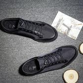 時尚休閒鞋 夏季男板鞋子【非凡上品】nx1020