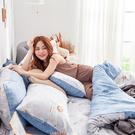 床包 / 雙人加大【絲諾】含兩件枕套 100%天絲 戀家小舖台灣製AAU301