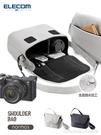 攝影包 elecom索尼A7單反相機包單肩包單反休閒防水包佳能尼康斜 星河光年