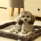 可愛卡通造型柔軟舒適寵物狗狗窩墊子耐咬耐臟泰迪小狗窩睡墊狗窩