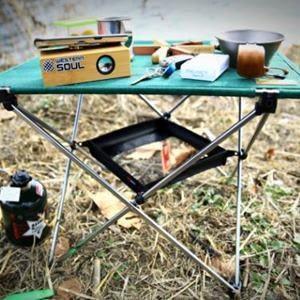 ♥巨安網購♥【GT107041828E2】折疊桌收納掛網置物掛架野營掛袋 (小號)