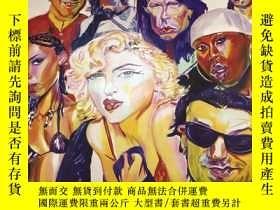 二手書博民逛書店on罕見the record(Over 150 of the m