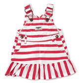 OSHKOSH 吊帶裙 紅橫條 | 女寶寶 | 北投之家童裝【OS11064011】