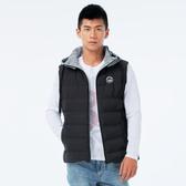 BigTrain 基本款針織帽絲棉背心-男-黑-B4016988