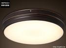 INPHIC- 現代簡約吸頂燈北歐臥室書房廚房過道鐵藝圓形LED吸頂燈-A款_S197C