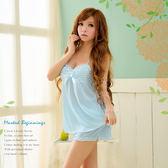 睡衣 二件式短褲組水藍柔緞 緞面睡衣 居家服內睡衣女性衣著 爆款《SV6191》快樂生活網